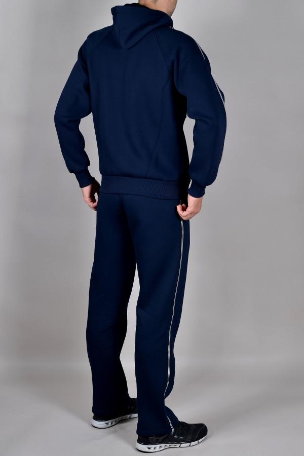 ea1f22e5 Зимний спортивный костюм Nike темно-синий - купить по лучшей цене ...
