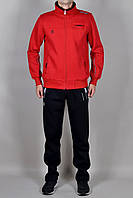 Зимний спортивный костюм Adidas Porsche Design красный