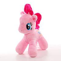 Детская мягкая игрушка,Пони,розовый(маленькая)