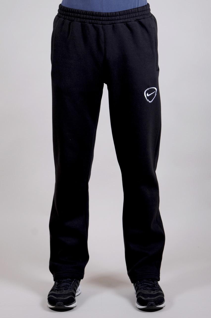 Зимние спортивные брюки Nike 9190 черные
