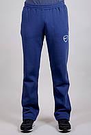 Зимние спортивные брюки Nike 9191 синие