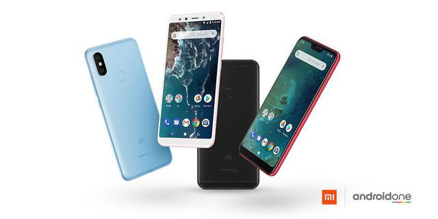 Смартфоны Xiaomi A2 и Mi A2 Lite представлены официально, цены оказались еще ниже предполагаемых!