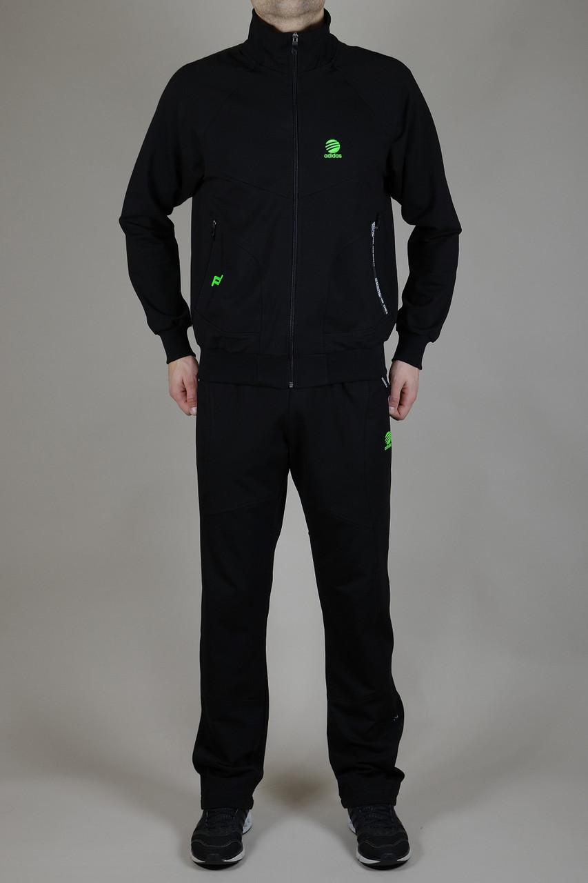 Мужской спортивный костюм Adidas Porsche Design 9362 черный - Брендовая  одежда от интернет-магазина « 11661684e16