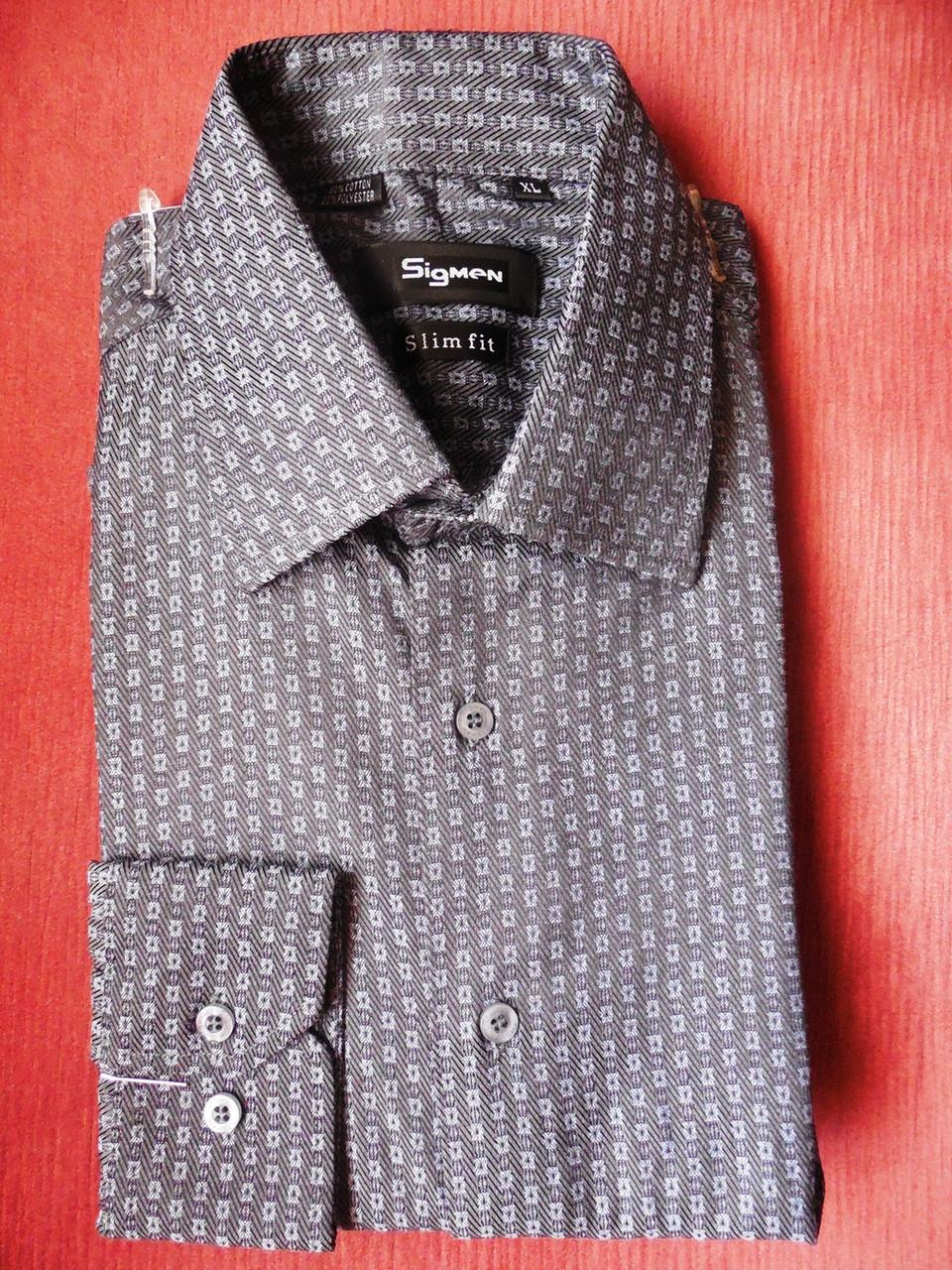 Мужская рубашка 11015 SIGMEN