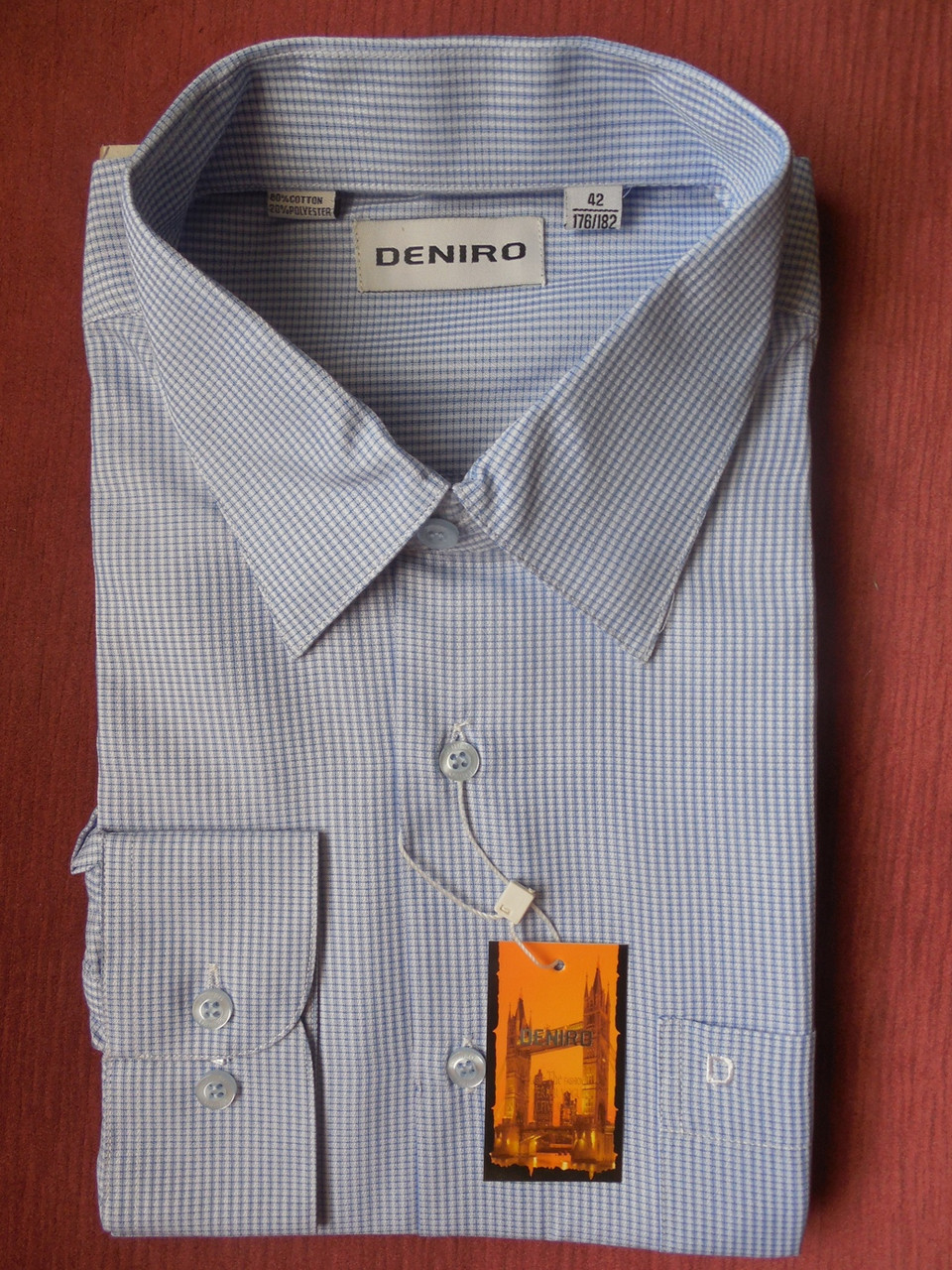 Мужская рубашка DENIRO