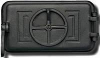 Зольные дверцы Delta R34 (250х140), фото 1