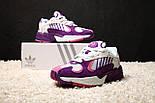 """Кроссовки Adidas Yung 1 """"Frieza"""". Живое фото. (Топ реплика ААА+), фото 4"""