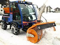 Снегоуборочная техника: простая уборка снега с надежным агрегатом
