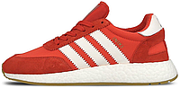 Мужские спортивные кроссовки Adidas Iniki Red Адидас Иники красные