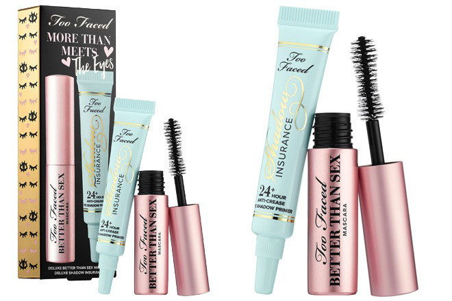 TOO FACED more Than Meets the Eyes