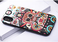 Чехол-аккумулятор для iPhone Х Lovely  6000 мАч