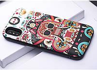 Чехол с аккумулятором  для iPhone Х Lovely  6000 мАч