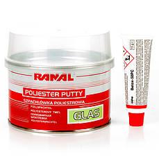 Шпатлевка со стекловолокном Ranal Glasfaser  0.25кг