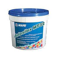Клей для всех типов настенных покрытий ADESILEX MT32.20 кг. Mapei.