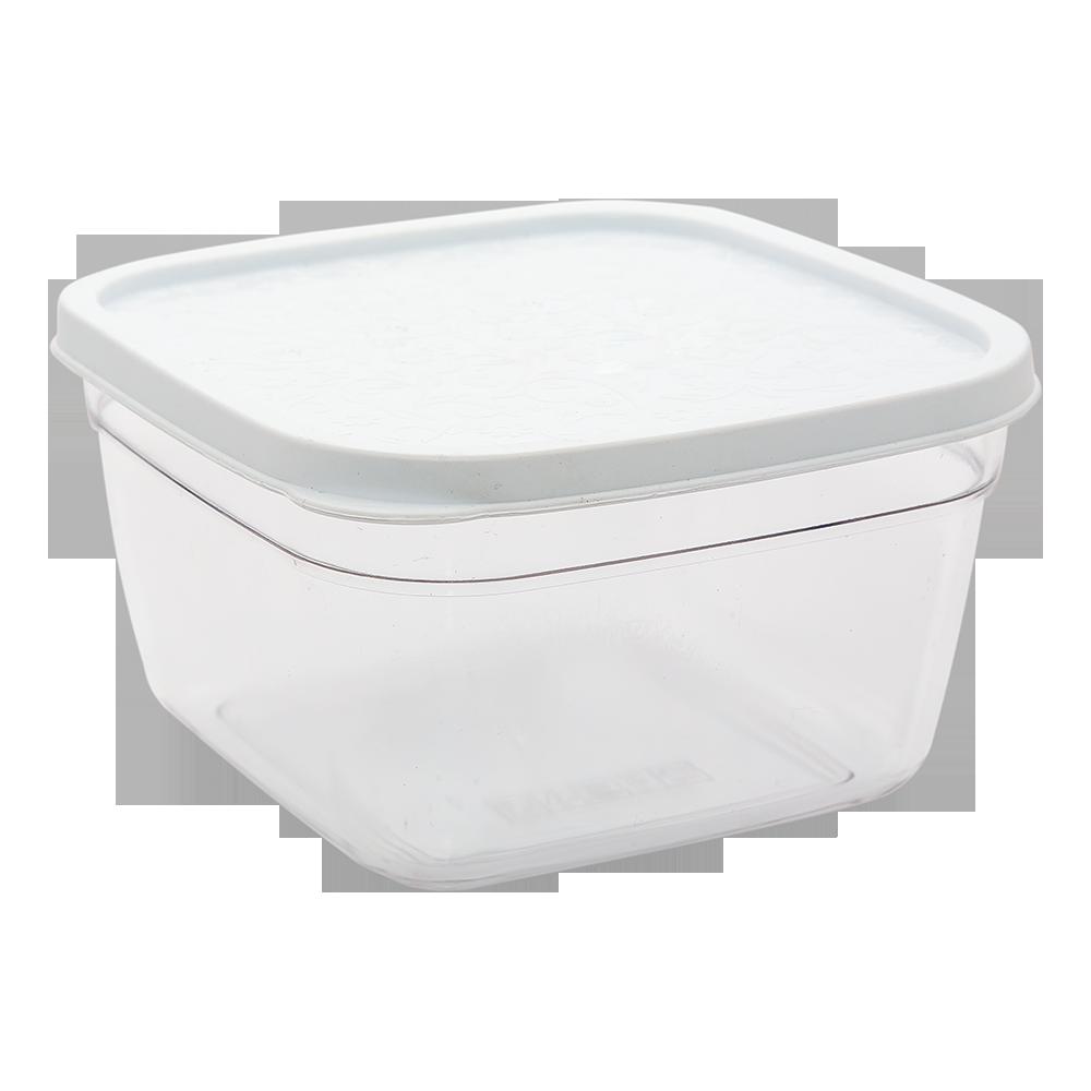 Контейнер пищевой 0,7 л белый