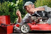 Ремонт газонокосилок: основные неисправности и их устранение