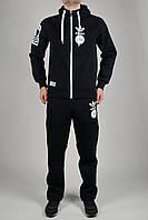 Cпортивный костюм Adidas Originals 1183 Тёмно-синий реплика