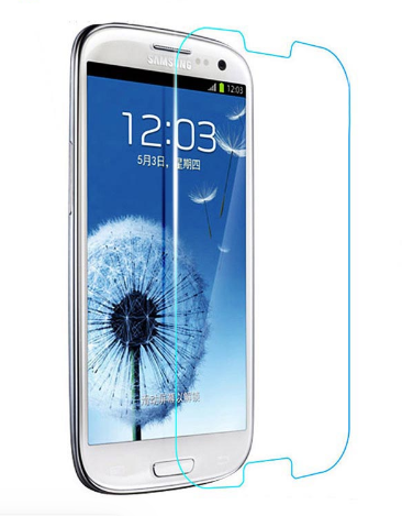 Закаленное защитное стекло для Samsung Galaxy S4 i9500