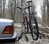 Велокріплення на фаркоп Amos Platforma 3 для 3-х велосипедів, фото 5
