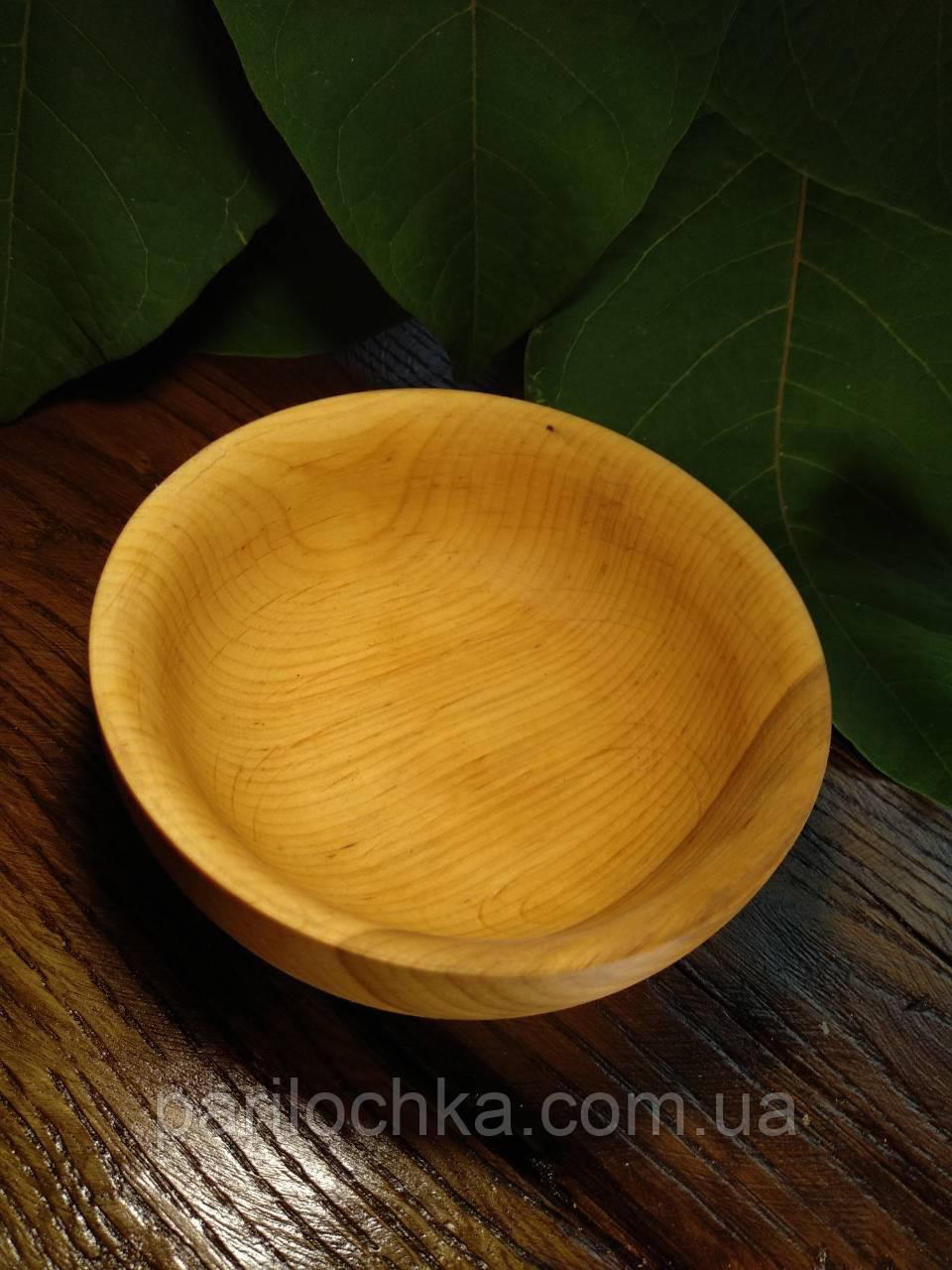 Пиала деревянная