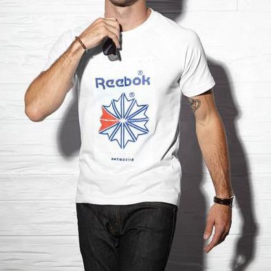Мужская футболка Reebok R105 белая