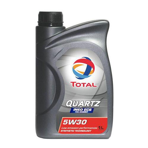 Total Quartz INEO ECS 5W-30 1л