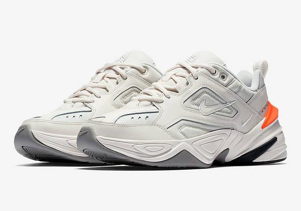 Кроссовки женские NIKE M2K Tekno White, фото 2