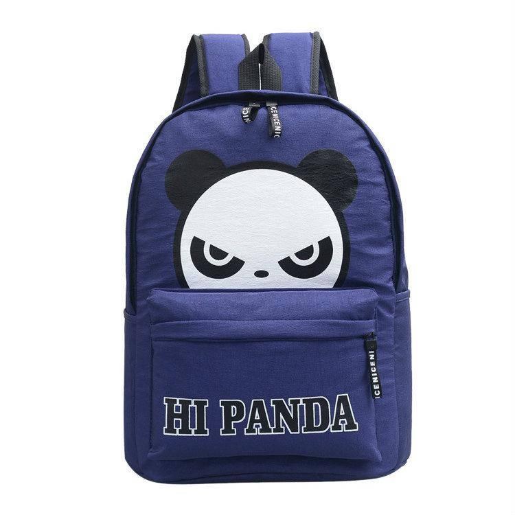 """Городской рюкзак """"Hi, Panda"""""""