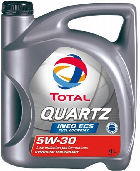 Total Quartz INEO ECS 5W-30 4л