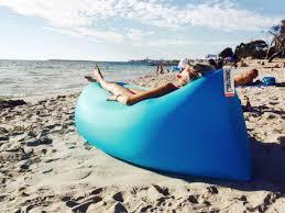 Ламзак (надувний матрац) для пляжу