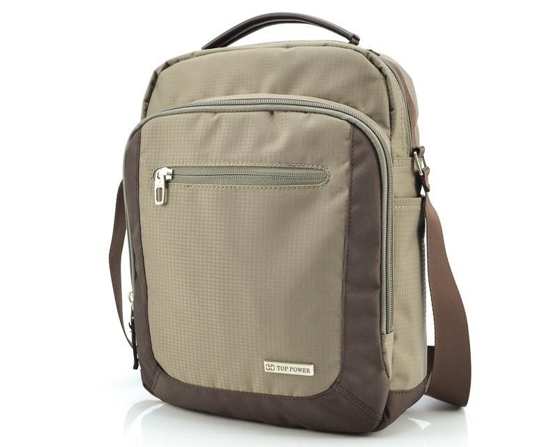 Вместительная мужская сумка Top Power 9128-02