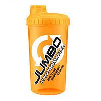 Шейкер Scitec Nutrition JUMBO (оранжевый) (700 мл.)
