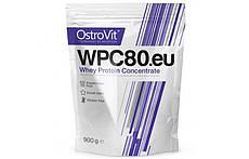 Протеин OstroVit Standard WPC80 - 900g. (БЕЗ ВКУСА)