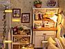 """Кукольный домик своими руками DIY """"Кошачий уют"""" (арт. DR001), фото 3"""