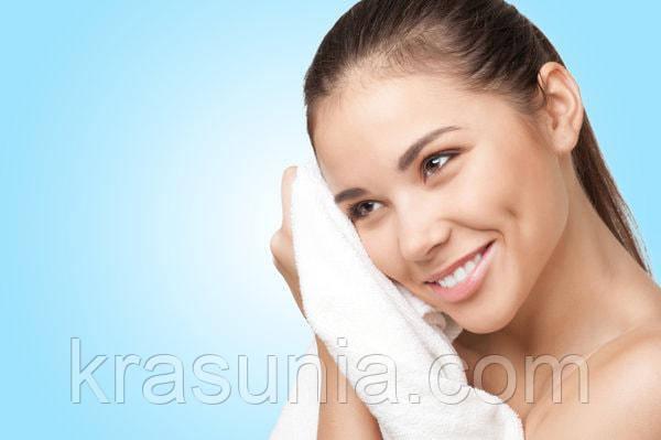 Ежедневное очищение кожи