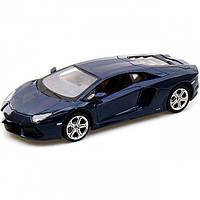 Автомодель 1:24 Lamborghini Aventador LP700-4 Синий металлик