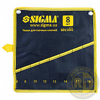 Чехол для гаечных ключей 8 шт Sigma 6011041