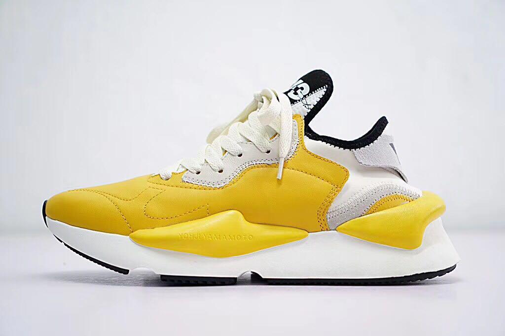 843edd203f411 Кроссовки Adidas Y3 Kaiwa Chunky Sneakers адидас мужские женские реплика