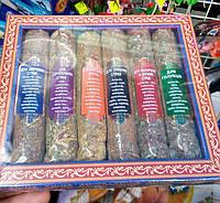 Подарочный набор натуральных специй для гарниров и вторых блюд., фото 1