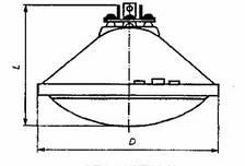Лампа ЛФРН 9v - 75w  Screv Terminals