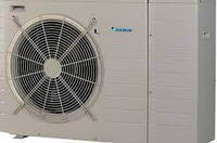 Інверторна міні-холодильна машина з вовітряним охолодженням EWAQ-BVP008