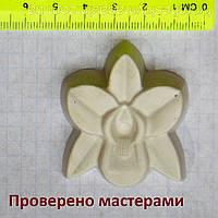 Фигурка из гипса. Гипсовая фигурка для раскрашивания орхидея