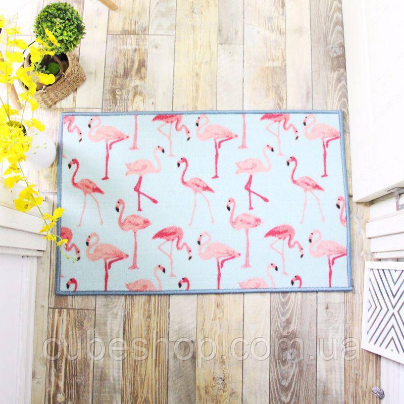 Коврик Pink Flamingo 50х80 см
