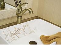 Чаша накладная в ванную комнату 9-015, фото 1