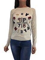Женский свитер шерстяной, Турция 7км