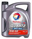 Total Quartz INEO MC3 5W-30 5л, фото 2