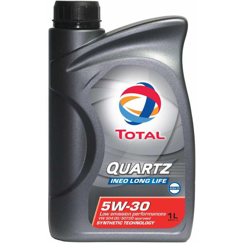 Total Quartz INEO LONG LIFE 5W-30 1л