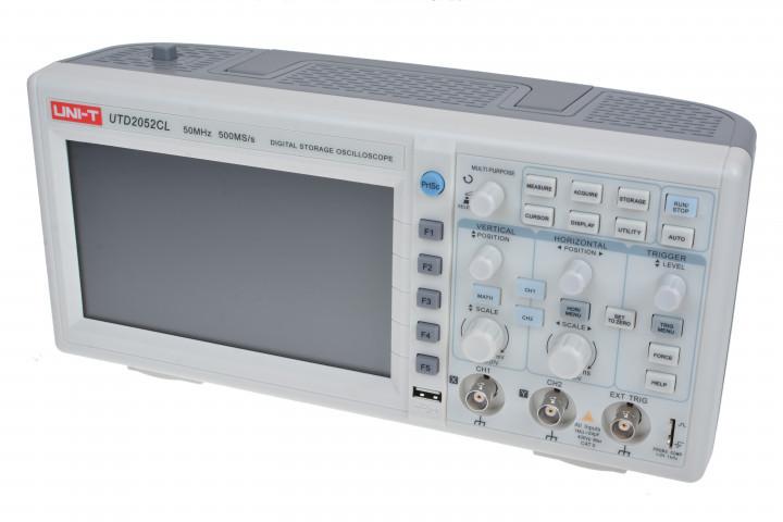 Осциллограф UTD-2052CL цифровой UNI-T, фото 1