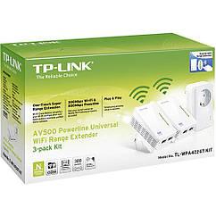"""Powerline TP-LINK TL-WPA4226T KIT AV500 """"Over-Stock"""""""