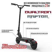 Электросамокат от Minimotors Dualtron Raptor